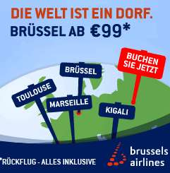 Brussels Airlines Aktion