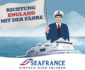 Seafrance Aktionen