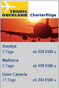 Traveloverland Reisen