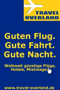 TravelOverland Gutschein